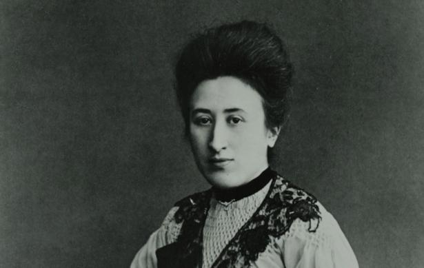 Rosa Luxemburg. Photo via Flickr.