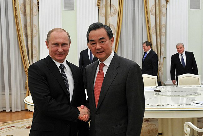 TRANSCEND MEDIA SERVICE » Russia-China Interests Aligned ...