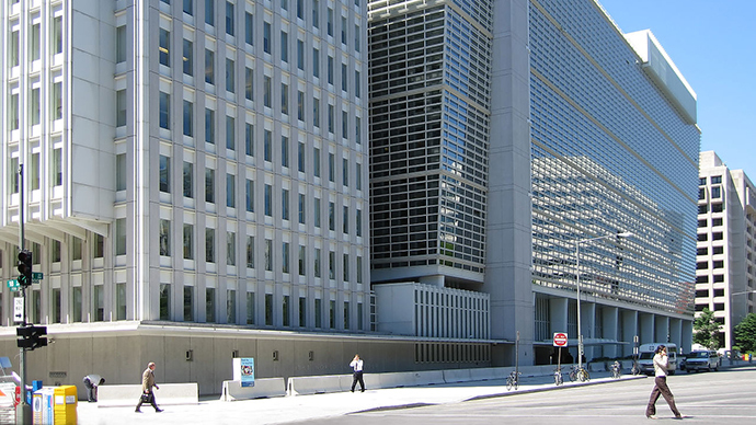 The World Bank Group headquarters bldg. in Washington, D.C. (Image from wikipedia.org)
