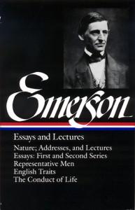 emerson_essays Ralph Waldo Emerson