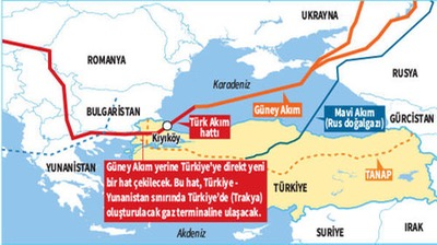The gas pipieline Turkish Stream was intended to pass through Turkey, Greece, Macedonia and Serbia in order to supply the European Union with Russian gas. On the initiative of Hungarian President Viktor Orbán, the Ministers for Foreign Affairs of each of the countries concerned met on the 7th April in Budapest to coordinate their position facing the United States and the European Union.