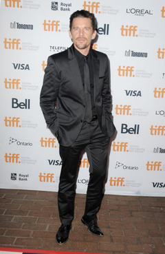 Ethan Hawke at the 2014 Toronto film festival [Credit: WireImage/Getty]