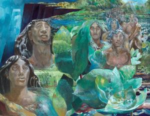Hāloa Cover by Solomon Enos