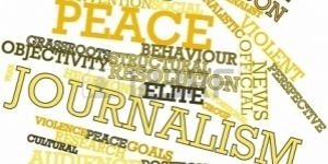 peace journalism logo