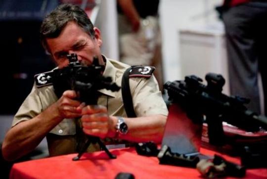 Israel Arms Trade Fair - isdefexpo.com