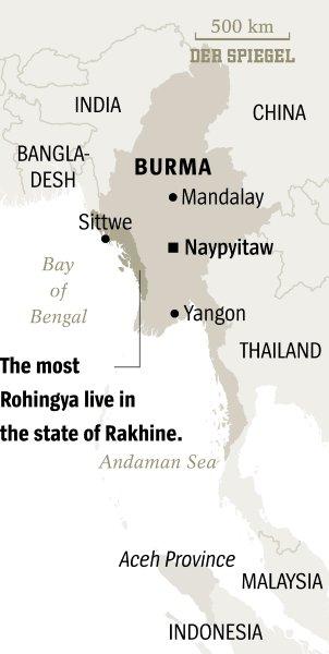 burma myanmar rakhine rohingya