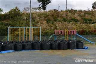 greenpeace fukushima daiichi japan nuclear energy