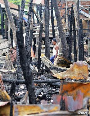Sittwe burns