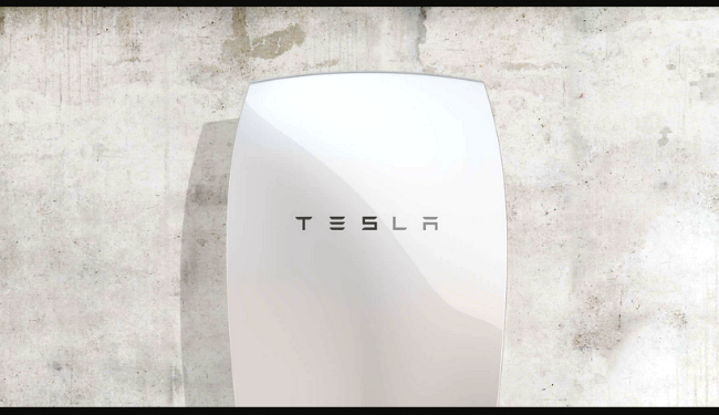 Tesla's Powerwall is a rechargeable lithium-ion battery made to store energy at the residential level. Photo Credit: Tesla Energy
