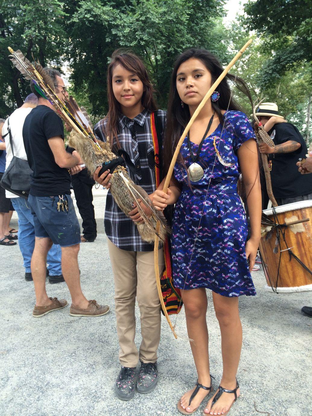 TRANSCEND MEDIA SERVICE » Meet the Apache Activists ...