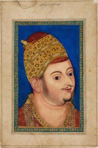 Ibrahim Adil Shah II Bijapur India Central Mumbai Goa