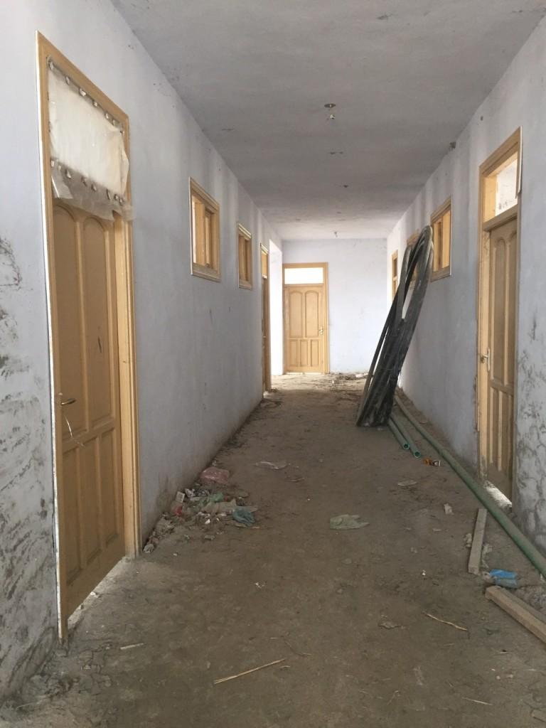 Deh-e-Bagh Primary School. Azmat Khan / BuzzFeed News