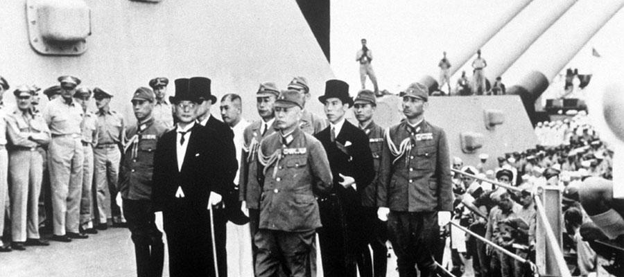 2-settembre-1945-resa-del-giappone japan surrender usa