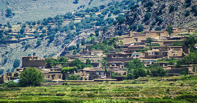 """The infusion of U.S. """"baksheesh"""" has damaged the fabric of Afghan society. Pictured: Naray, Afghanistan. (Photo: Ricymar Photography / Flickr Commons)"""