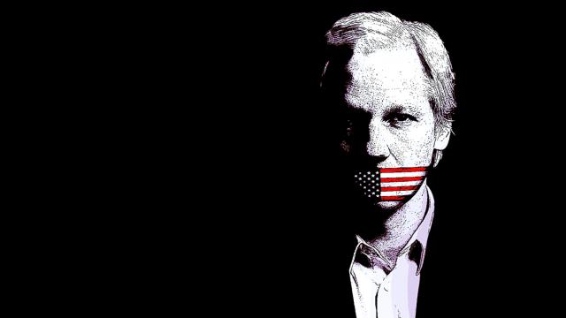 Image result for julian assange art
