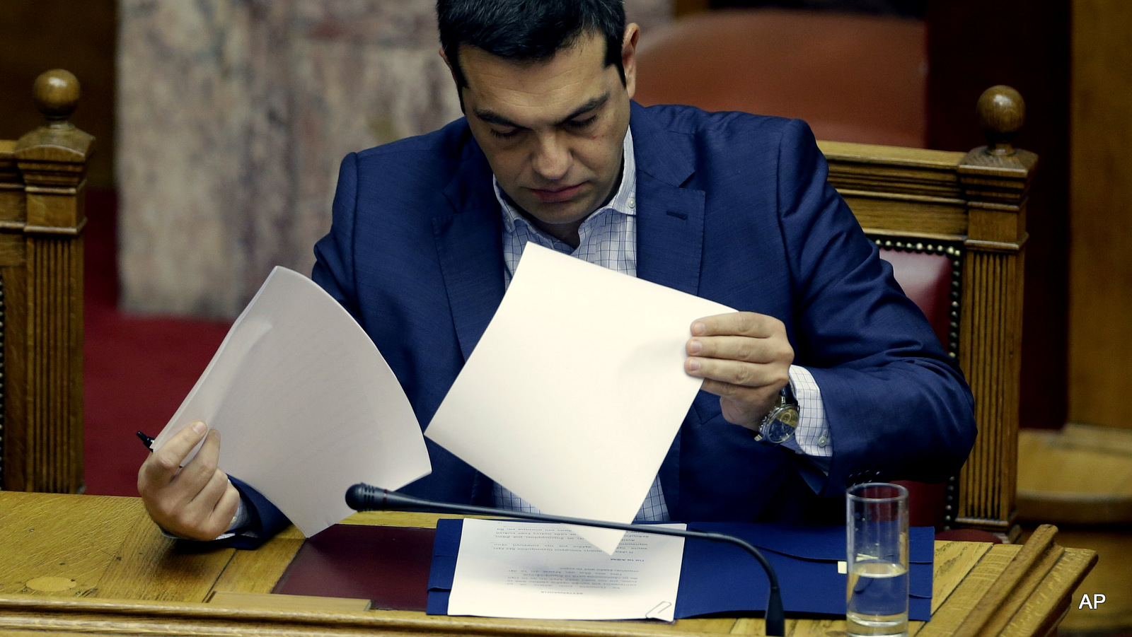TRANSCEND MEDIA SERVICE » The Greek Bailout Paves the Way