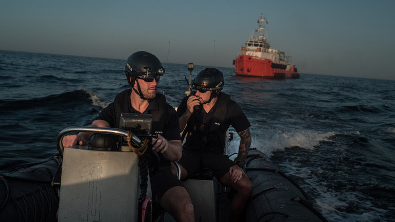 Private maritime security contractors describe their work and living conditions at sea.  By Ben C. Solomon and Catherine Spangler on Publish Date July 20, 2015.