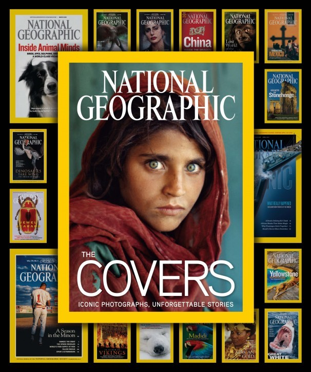 National Geographic THE COVERS fox murdoch