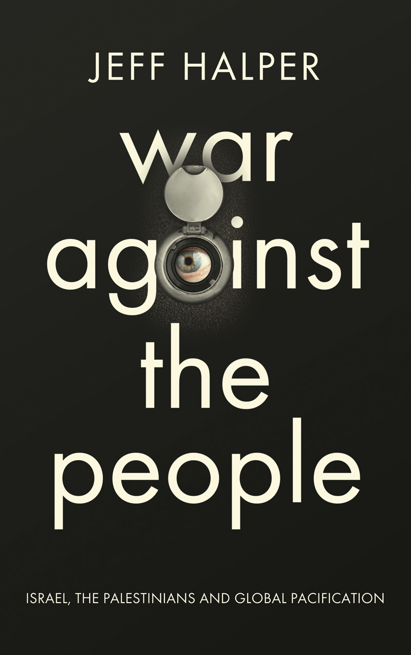 War Against the People, published by Chicago Press, distributed by Pluto  Press.