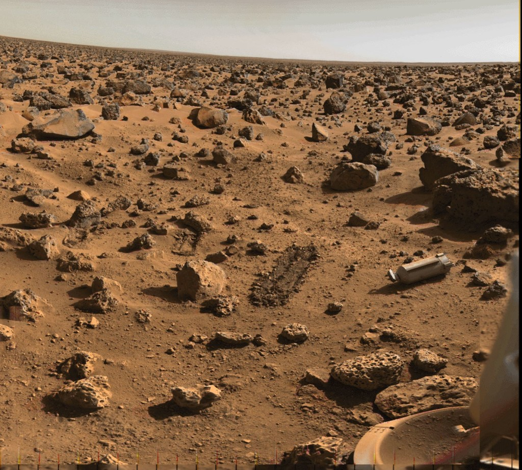 Mars surface. nssdc.gsfc.nasa.gov