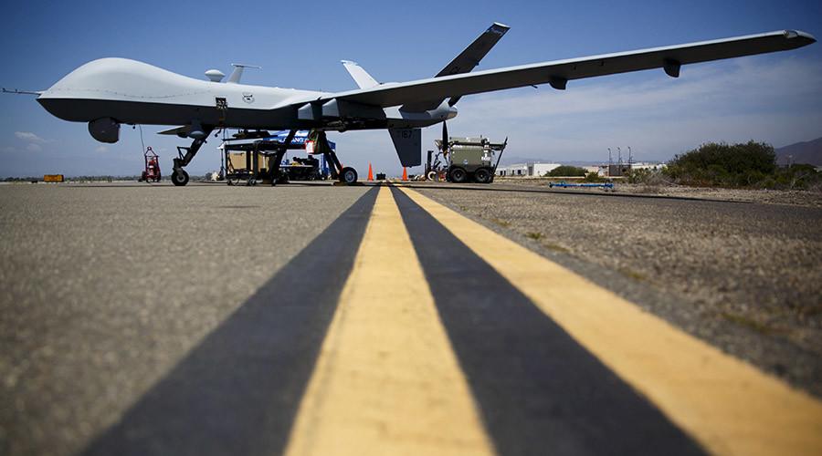 MQ-9 Reaper © Patrick T. Fallon / Reuters