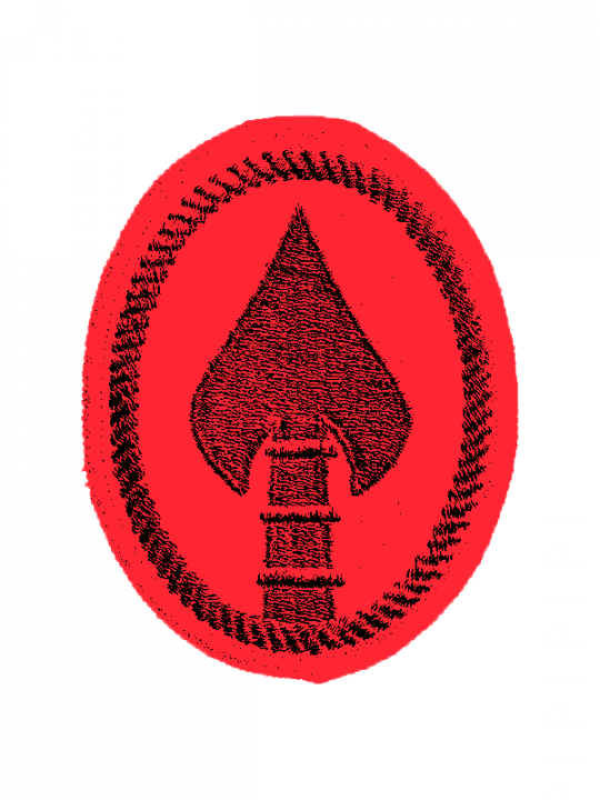 Altered insignia of the U.S. Special Operations Command. Illustration: The Intercept