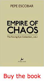 escobarkindle empire of chaos pepe