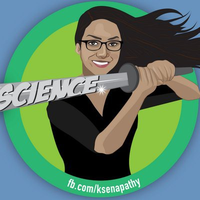 """The word """"science"""" – K Senapathy's online avatar"""