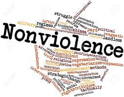 nonviolence logo