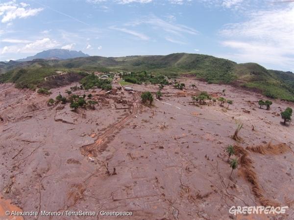 rio doce brasil brazil dam barragem3