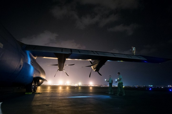 (Photo: U.S. Department of Defense | Flickr) Nick Turse