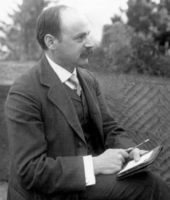 Karl Schwarzschild developed the first exact solution to the equations of general relativity