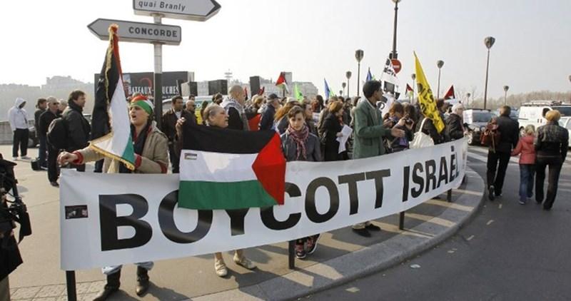 boycott israel palestine barcelona