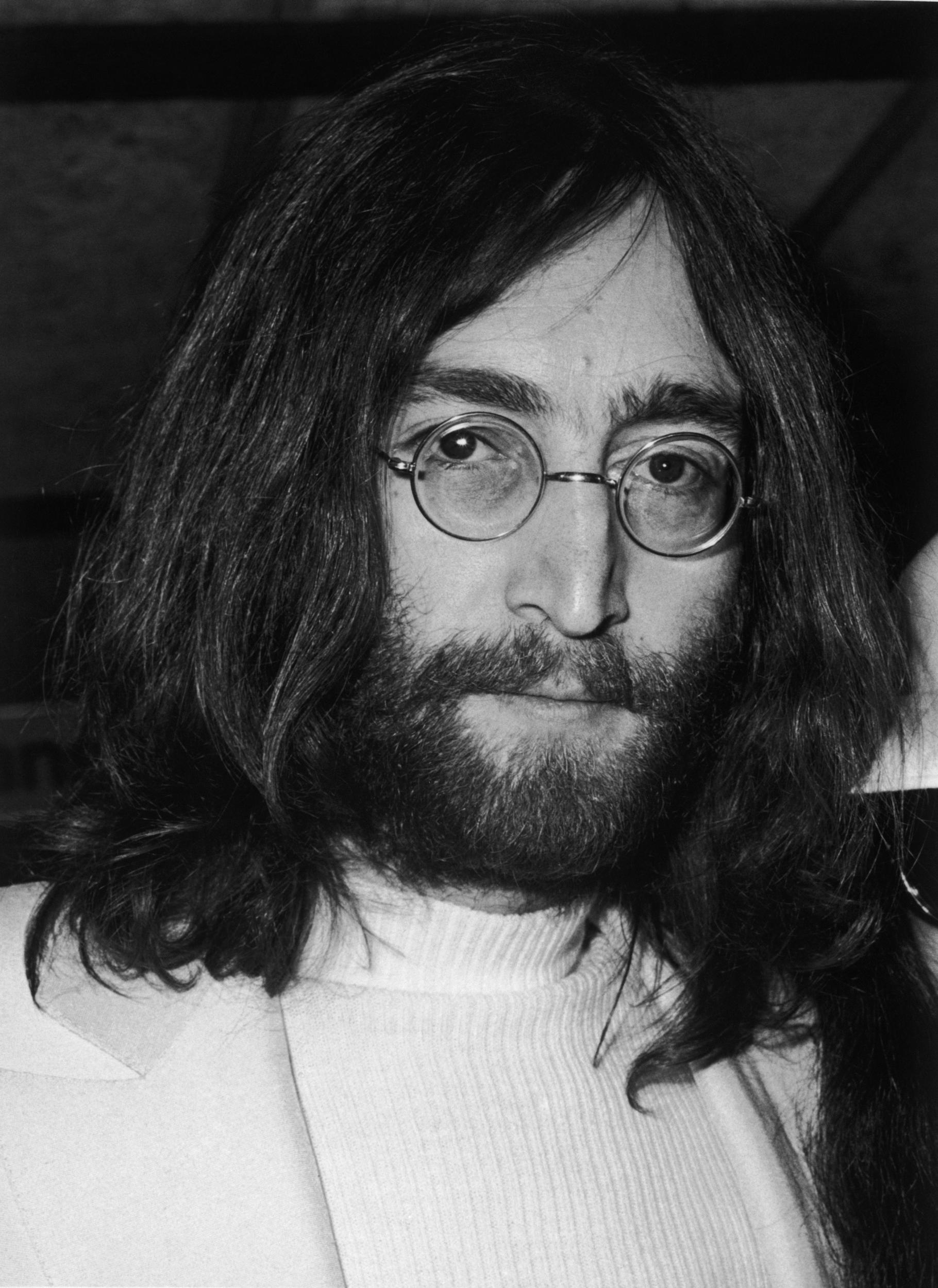 John Lennon 9 Oct 1940 8 Dec 1980
