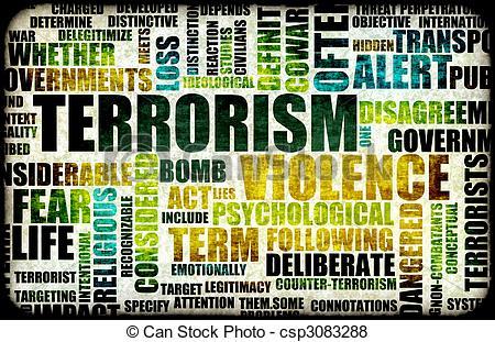 terrorism logo