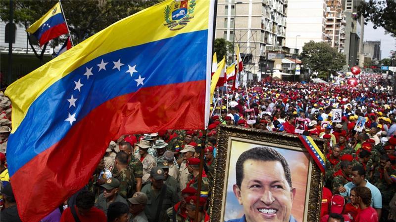 venezuela chavez maduro