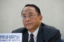 UN Special Rapporteur Palestinian Territories Makarim Wibisono Human Rights Council