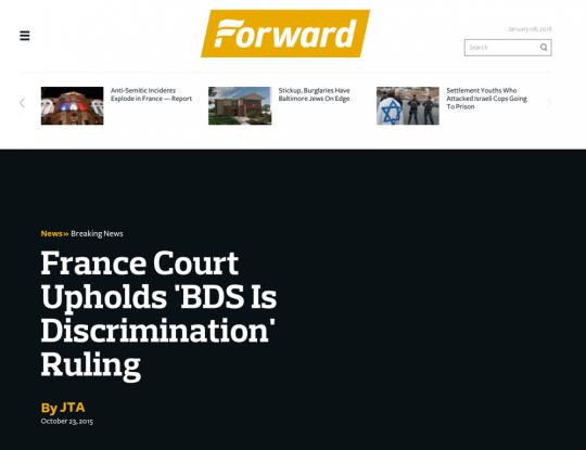 france court upholds bds is discrimination ruling