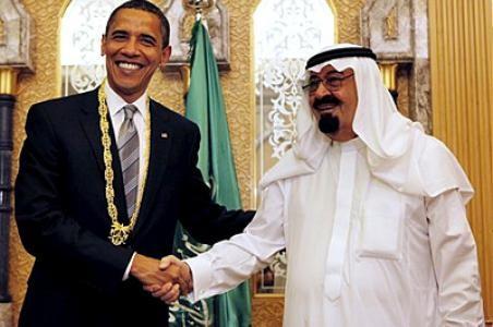 obama saudi king
