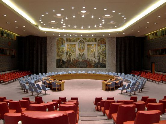 United Nations Security Council on the UN Headquarters in New York City | Author: Neptuul | Wikimedia Commons