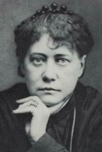 Helena Blavatsky, Co-founder of the Theosophical Society, an occult movement formed in the late 1800's.