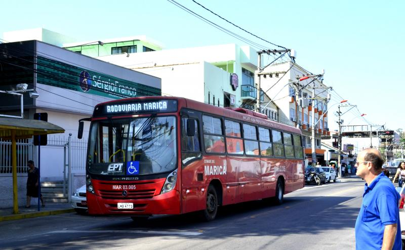 marica brasil transporte gratuito