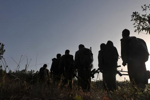 warriors soldiers guerrilla terroris