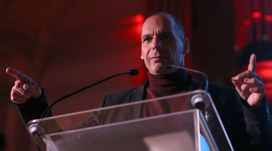 Greece's former Finance Minister Yanis Varoufakis © Neil Hall / Reuters