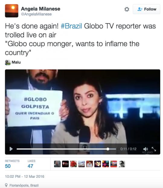 brasil brazil globo corruption