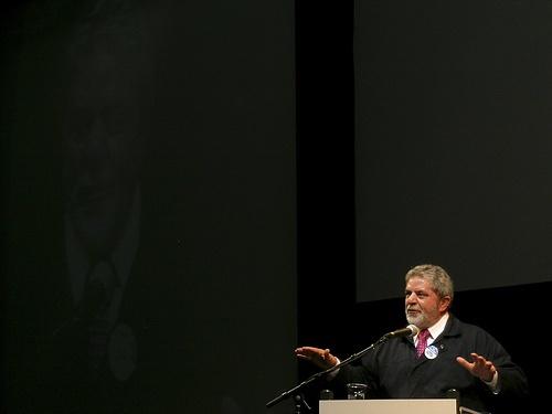 Brazilian Ex-President Luiz Inácio Lula da Silva