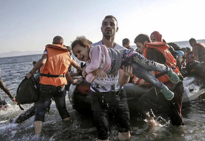 syria refugees eu nato un mena