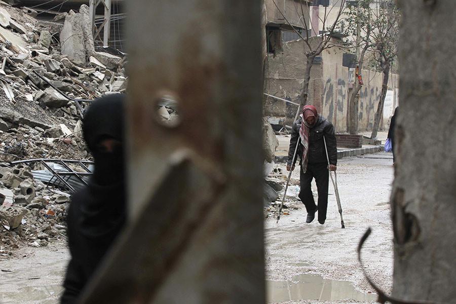 © Mohammed Badra / Reuters