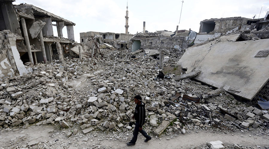 © Bassam Khabieh / Reuters