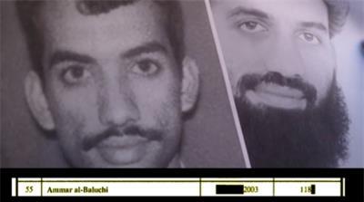 Ammar al-Baluchi is the nephew of alleged 9/11 mastermind Khalid Sheikh Mohammed [Singeli Agnew / Al Jazeera]